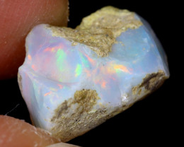 5cts Natural Ethiopian Welo Rough Opal / WR6147