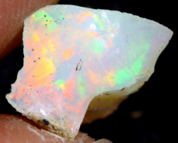 3cts Natural Ethiopian Welo Rough Opal / WR6162