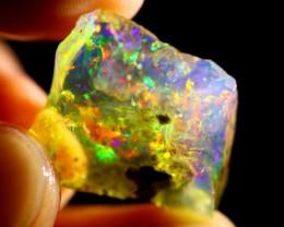 11cts Ethiopian Crystal Rough Specimen Rough / CR3000