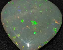 11.55 cts opala lapidada forma gota