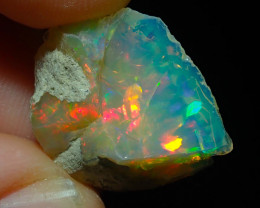 11.63ct A9 Cutting Rough Quality Solid Welo Opal Specimen