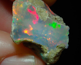 13.13ct A5 Cutting Rough Quality Solid Welo Opal