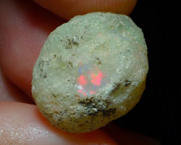 16.67ct A5 Cutting Rough Quality Solid Welo Opal