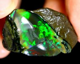 74cts Ethiopian Crystal Rough Specimen Rough / CR3028