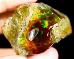 173cts Ethiopian Crystal Rough Specimen Rough / CR3041
