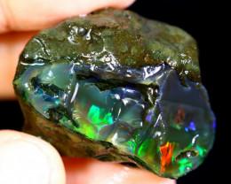 66cts Ethiopian Crystal Rough Specimen Rough / CR3048