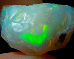19.36ct A3 Cutting Rough Quality Solid Welo Opal