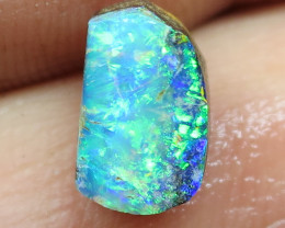 2.5cts. ROUGH BOULDER OPAL~GEM RINGSTONE.