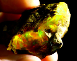 187cts Ethiopian Crystal Rough Specimen Rough / CR3081