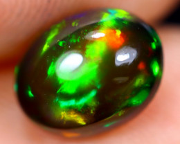 1.55cts Natural Ethiopian Welo Smoked Opal / HM1851
