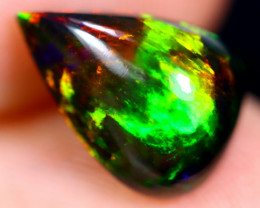 2.24cts Natural Ethiopian Welo Smoked Opal / HM1852
