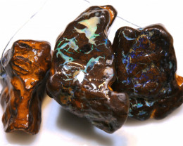 100 CTS PRE DRILLED BOULDER NUGGET SET RO-949