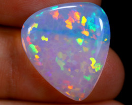 7.33cts Natural Ethiopian Welo Opal / BF5395