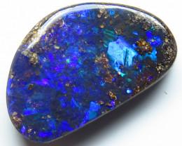 3.36ct Australian Boulder Opal Stone