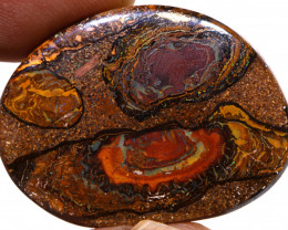 39.65 cts  Boulder Opal from Yowah Mines AOH-106
