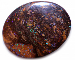 27.74 CTS YOWAH OVAL STONE [PS583]