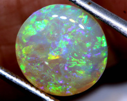 N7-  1.80 CTS  DARK  OPAL POLISHED STONE L. RIDGE  TBO-A2500