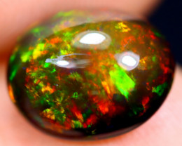 2.46cts Natural Ethiopian Welo Smoked Opal / HM1885