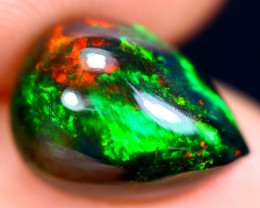 2.57cts Natural Ethiopian Welo Smoked Opal / HM1889