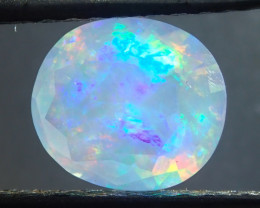 0.72ct Facetted Fire Opal