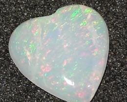1.0 cts Pedra Lapidada Forma coração