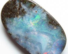 9.68ct Australian Boulder Opal Stone