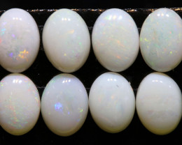 5.99 CTS  8 X  6 COOBER PEDY WHITE OPAL CUT PARCEL LO-6504