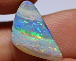 6.45 Carats Boulder Opal Polished Stone ANO-1243