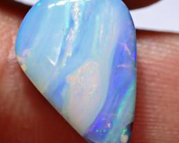 6.45 Carats Boulder Opal Polished Stone ANO-1255