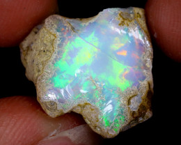 8cts Natural Ethiopian Welo Rough Opal / WR6281