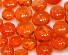 5 CTS -MEXICAN  FIRE OPAL BEADS FOB-2434
