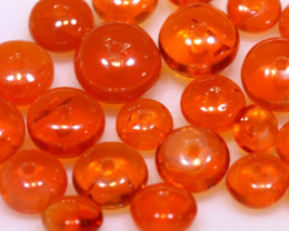 5 CTS -MEXICAN  FIRE OPAL BEADS FOB-2435