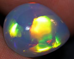 4.80 CT Broadflash Pattern!! Rare Welo Ethiopian Opal-A116