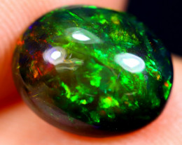 1.96cts Natural Ethiopian Welo Smoked Opal / HM1891