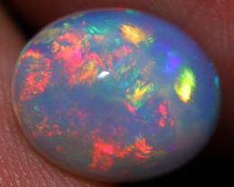 2.26 CT Multi Fire Pattern!! Welo Ethiopian Opal-G433