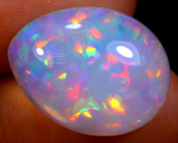 10.86cts Natural Ethiopian Welo Opal / BF5504