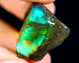 19cts Ethiopian Crystal Rough Specimen Rough / CR3137