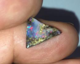 Full face boulder opal from Winton Queensland Australia