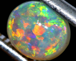 N6- 0.95  CTS  DARK  OPAL POLISHED STONE L. RIDGE  TBO-A2556