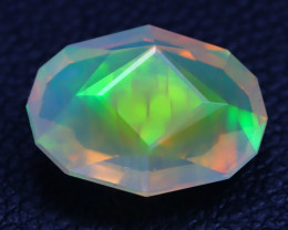 1.85Ct Natural Ethiopian Flash Color Welo Opal DT41