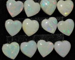 4.5 CTS Pedra Lapidada Forma Coração