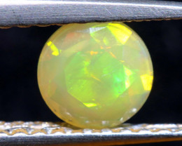 0.25 CTS ETHIOPIAN FACETED STONE FOB-2469