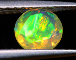 0.3 CTS ETHIOPIAN FACETED STONE FOB-2471