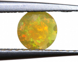 0.25 CTS ETHIOPIAN FACETED STONE FOB-2476