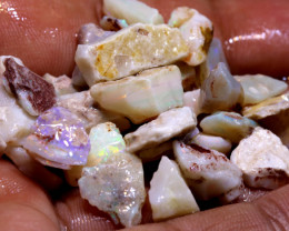 103 CTS COOBER PEDY OPAL ROUGH PARCEL  ADO-7433