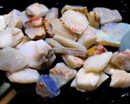 103.5 CTS COOBER PEDY OPAL ROUGH PARCEL  ADO-7436