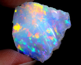 15cts Natural Ethiopian Welo Rough Opal / WR6399