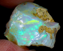 12cts Natural Ethiopian Welo Rough Opal / WR6413