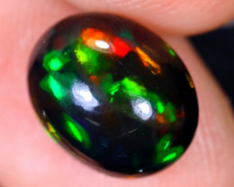 2.60cts Natural Ethiopian Welo Smoked Opal / HM1939