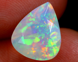 2.20cts Natural Ethiopian Faceted Welo Opal / BF5651